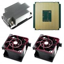 HP (719049-B21) ProLiant DL380 G9 - Intel Xeon E5-2640V3 CPU2 Kit