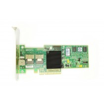 LSI SAS8708EM2 256MB - FH PCIe-x8 RAID Controller