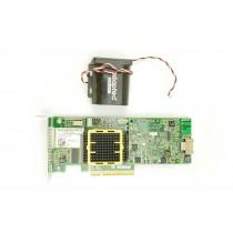 Adaptec ASR-5405Z 512MB - LP PCIe-x8 RAID Controller
