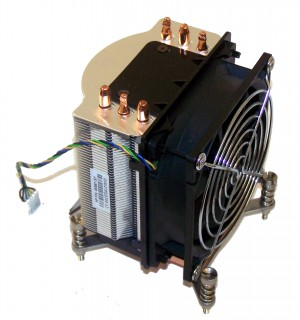 HP Z400 High Power Heatsink