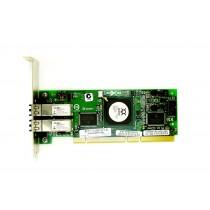 HP QLA2432 Dual Port - 2Gbps SFP Full Height PCI-X HBA