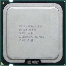 Intel Xeon X3330 (SLB6C) 2.66Ghz Quad (4) Core LGA775 95W CPU
