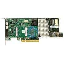 LSI MegaRAID SAS9271-4i - LP PCIe-x8 SAS Controller
