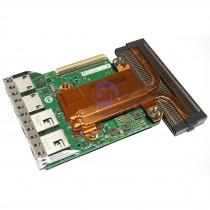 Dell X540 Quad Port - 2x 10GbE, 2x 1GbE RJ45 rNDC CNA