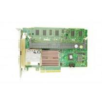 Dell PERC 6/e 9G, 11G 512MB - FH PCIe-x8 RAID Controller