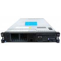 "IBM X3650 M2 2U 8x 2.5"" (SFF)"