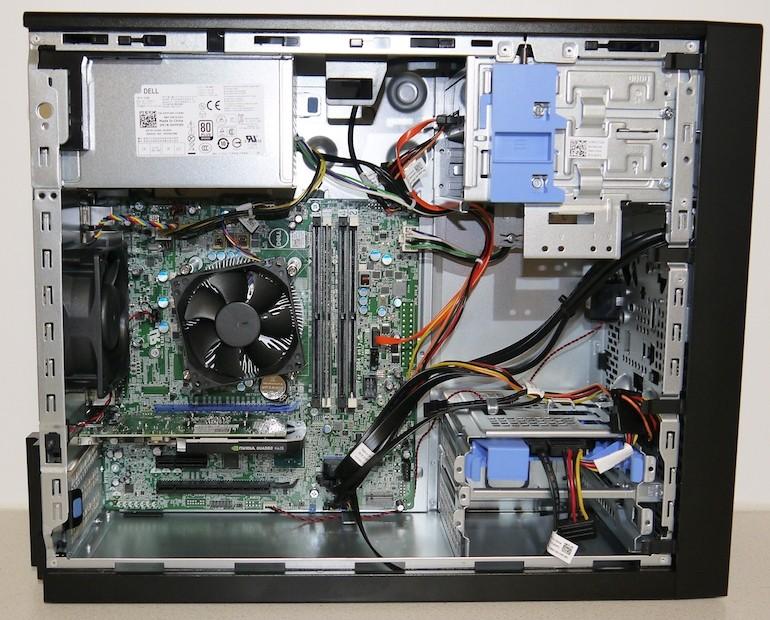 Dell Precision T3620 Workstation