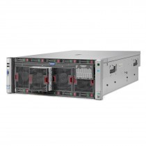 "HP ProLiant DL580 Gen9 4U 5x 2.5"" (SFF) Front"