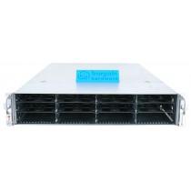 """SuperMicro CSE-826 X9DRi-LN4F+ 1U 12x 3.5"""" (LFF)"""