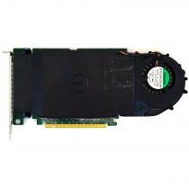 Dell DPWC400 - FH PCIe-x16 Quad M.2 NVMe Adapter