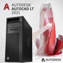 AutoDesk AutoCAD LT Pre-Configured Workstation