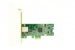 Dell BCM5722 Single Port - 1GbE RJ45 Full Height PCIe-x1 Ethernet