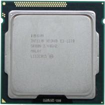 Intel Xeon E3-1270 V1 (SR00N) 3.40Ghz Quad (4) Core LGA1155 80W CPU