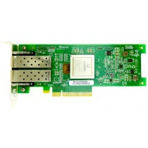 HP 82Q Dual Port - 8Gbps SFP Low Profile PCIe-x8 HBA