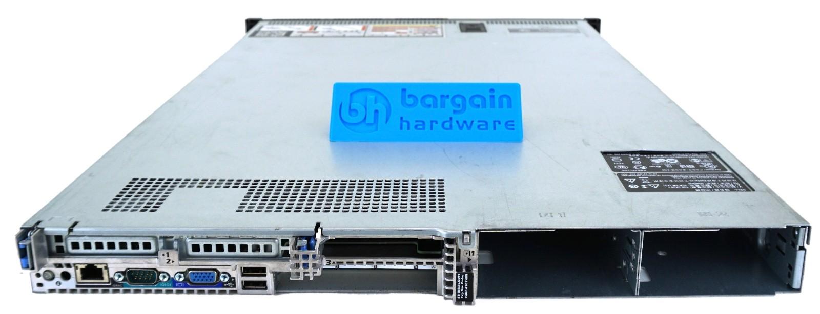 Dell PowerEdge R620 1U 8x 2 5 (SFF)