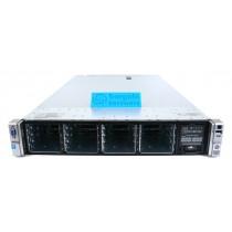 """HP ProLiant DL380p Gen8 2U 16x 2.5"""" (SFF) - Dysfunctional iLO"""