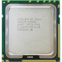 Intel Xeon X5650 (SLBV3) 2.66Ghz Hexa (6) Core LGA1366 95W CPU