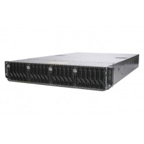 "Dell PowerEdge C6220 Node Server 24x 2.5"" (SFF) - Front"