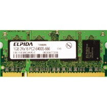 Unbranded - 1GB PC2-6400S (DDR2-800Mhz, 2RX16)