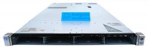 "HP ProLiant DL360p Gen8 V2 1U 4x 3.5"" (LFF) Front"