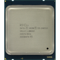 Intel Xeon E5-2603 V2 (SR1AY) 1.80Ghz Quad (4) Core LGA2011 80W CPU