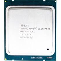 Intel Xeon E5-2687W V2 (SR19V) 3.40Ghz Octa (8) Core LGA2011 150W CPU