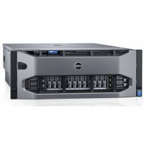 """Dell PowerEdge R920 (4U) 24x 2.5"""" (SFF) - Front"""