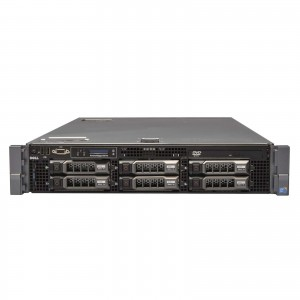 "Dell PowerEdge R710 II 6x 3.5"" (LFF) Front"