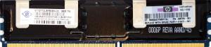 HP (398706-051) - 1GB PC2-5300F (DDR2-667Mhz, 2RX8)