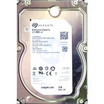 "Seagate (ST4000NM0034) 4TB Enterprise Capacity - SAS-3 (3.5"") 12Gbps 7.2K HDD"