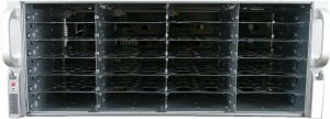 SuperMicro CSE-848 X9QRI-F+ R1.02 24x LFF Hot-Swap 4U Barebones Server