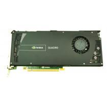 Dell Quadro 4000 Black - 2GB GDDR5 PCIe-x16 FH