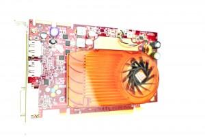 HP ATI Radeon HD3650 - 512MB GDDR3 PCIe-x16 FH