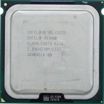 Intel Xeon L5335 (SLAEN) 2.00Ghz Quad (4) Core LGA771 50W CPU