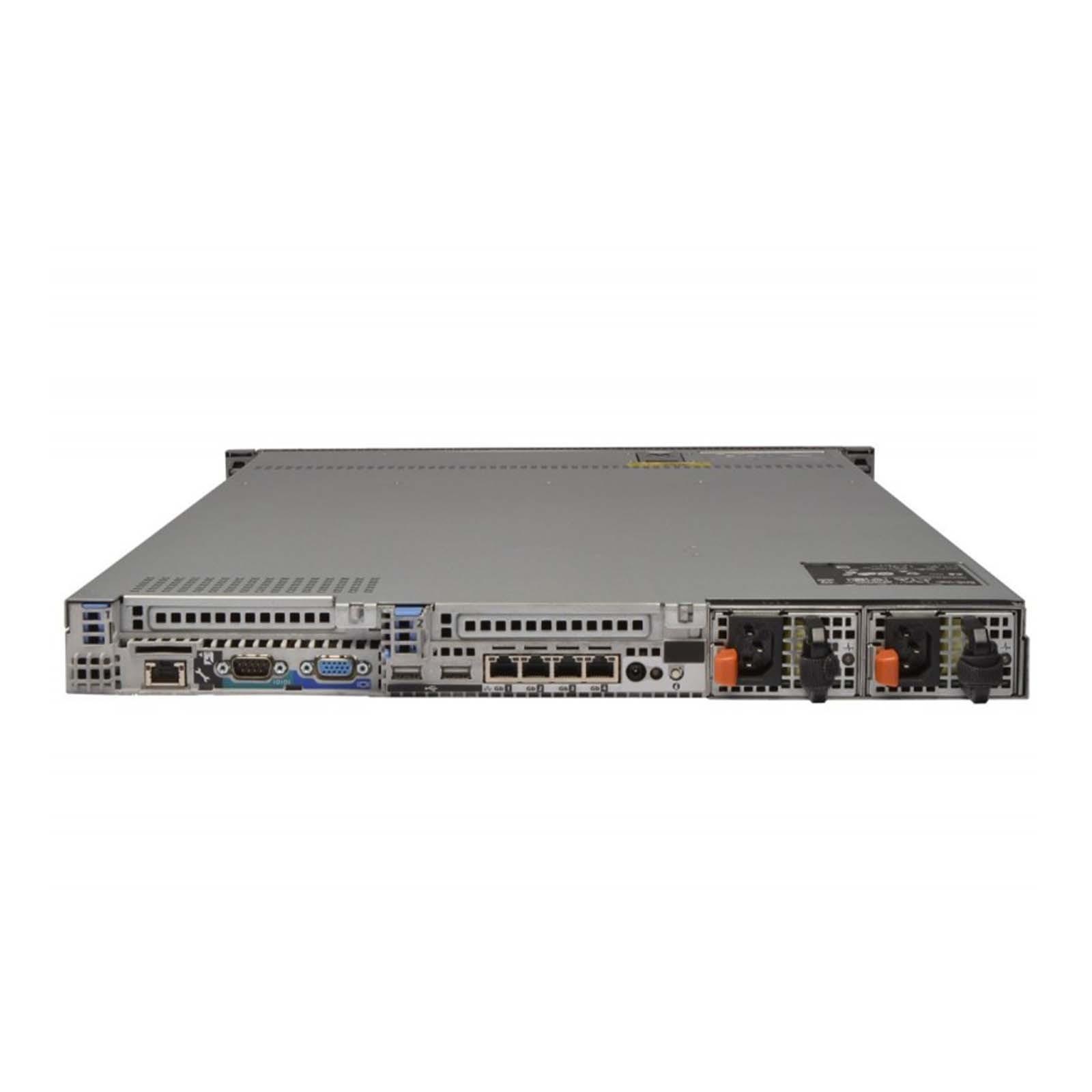 Dell PowerEdge R610 II 1U 6x 2 5 (SFF) Homelab Bundle