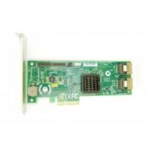 LSI 8208ELP - FH PCIe-x4 RAID Controller