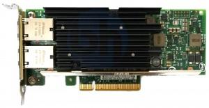 Cisco UCSC-PCIE-ITG X540-T2 Dual Port - 10GbE RJ45 LP PCIe-x8 CNA