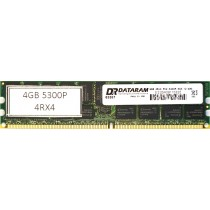 Unbranded - 4GB PC2-5300P (DDR2-667Mhz, 4RX4)