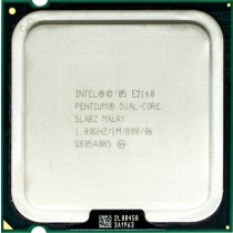 Intel Pentium E2160 (SLA8Z) 1.80Ghz Dual (2) Core LGA775 65W CPU