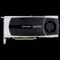 nVidia Quadro 5000 - 2.5GB GDDR5 PCIe-x16 FH