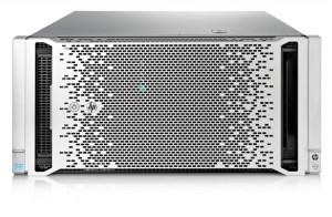 """HP ProLiant ML350p Gen8 (5U) 6x 3.5"""" (SFF) - Bezel Not Included"""