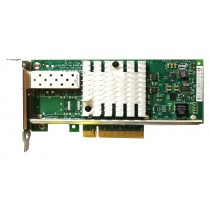 HP Intel X520-SR1 Single Port - 10GbE SFP+ Low Profile PCIe-x8 Ethernet