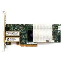 HP NC523SFP Dual Port - 10GbE SFP Full Height PCIe-x8 Ethernet