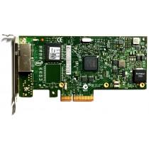 Dell Intel I350-T2 Dual Port - 1GbE RJ45 Low Profile PCIe-x4 Ethernet
