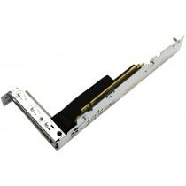 HP ProLiant XL170R Gen9 - Low Profile PCIe-x16 Riser inc. Cage
