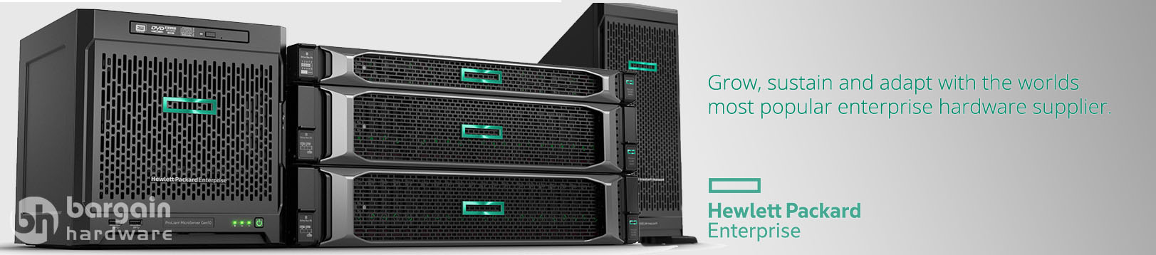 HPE Helping Businesses Grow