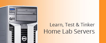 Refurbished Home Lab Servers