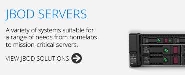 JBOD Servers