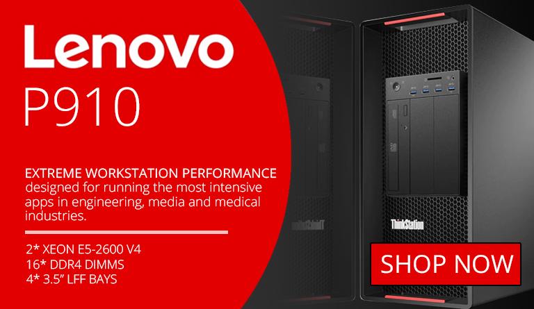 Refurbished Workstation Lenovo P910